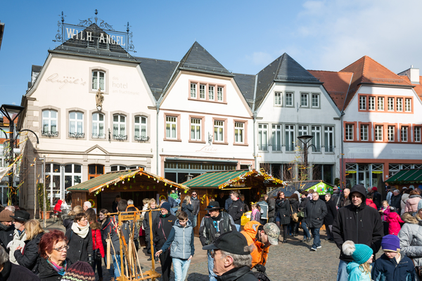Ostermarkt in St. Wendel, Saarland