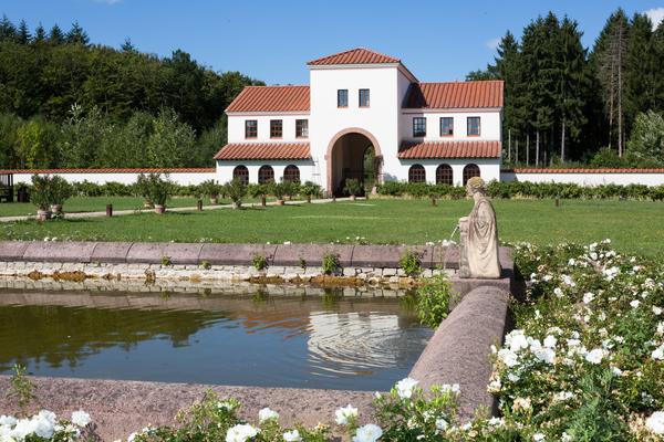 Römische Villa Borg, Saarland