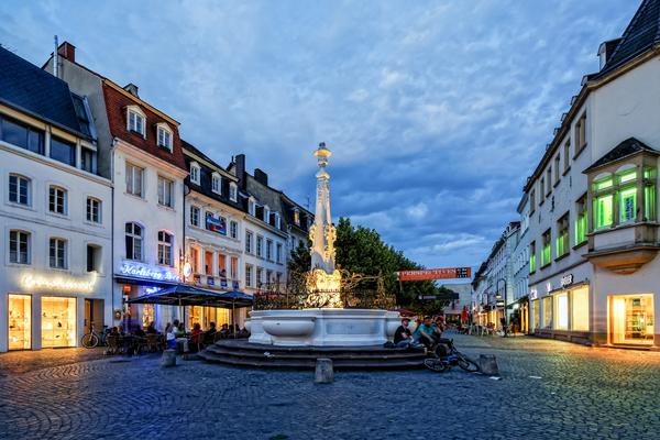 St. Johanner Marktbrunnen, Saarbrücken