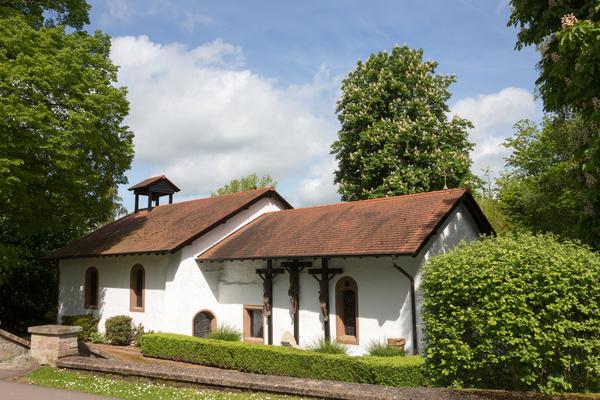 St. Oranna Kapelle, Saarland