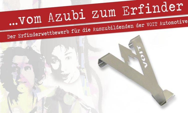 Azubi-Innovations Cup - Garderoben-Türhaken